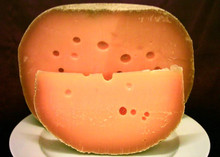 Dutch Mimolette (Commissiekaas)