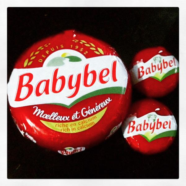 what kind of cheese is babybel cheese
