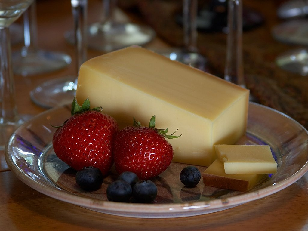 Appenzeller cheese